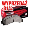 -26% klocki hamulcowe Hawk Performance SD SuperDuty HB313P.685-SALE