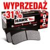 -28% klocki hamulcowe Hawk Performance DTC-60 HB615G.535-SALE