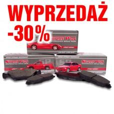 -30% klocki hamulcowe SP Performance Street Plus HP Metallic MD1679