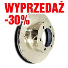 -30% tarcza hamulcowa SP Performance Slotted T19-200