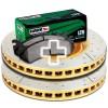 komplet hamulcowy DBA Combo (DBA 2700EX + HB490Y.665) DBA 2700EX COMBO